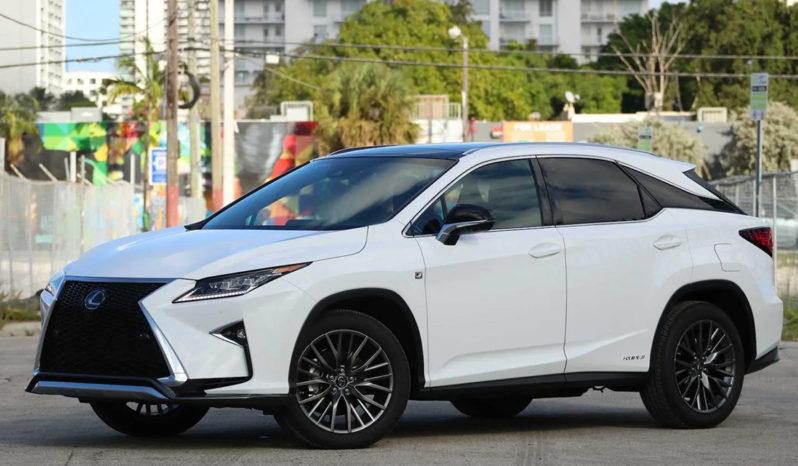 Lexus RX-350 White Leather & Harman Kardon full