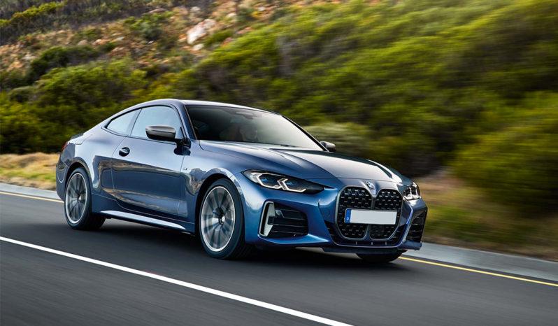 2021 NEW BMW M440i full
