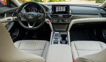NEW Honda Accord 2021 Black Edition full