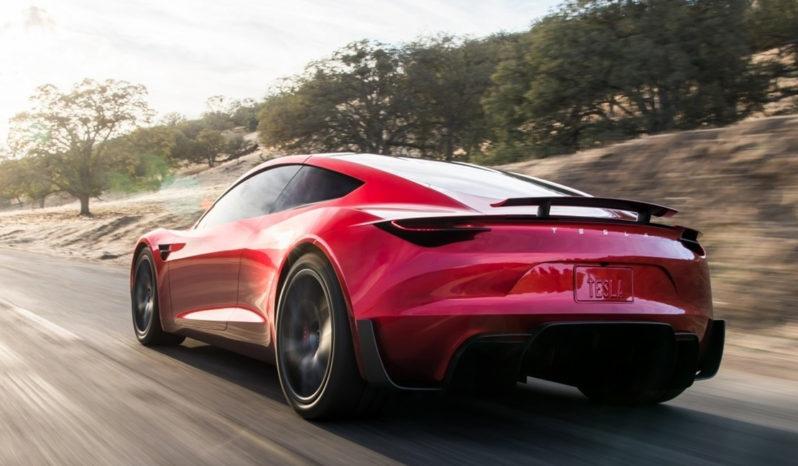 2021 NEW Tesla Roadster full