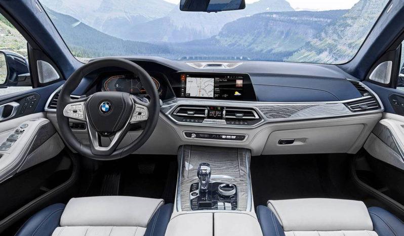BMW X7 M50d FULL OPTIONS full